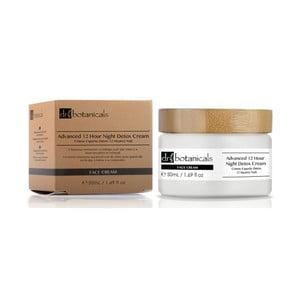 Nočný hydratačný krém Dr.Botanicals Advanced 12 Hour Night Detox