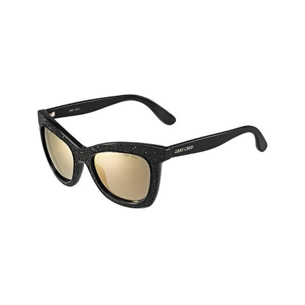 Slnečné okuliare Jimmy Choo Flash Black/Bronze