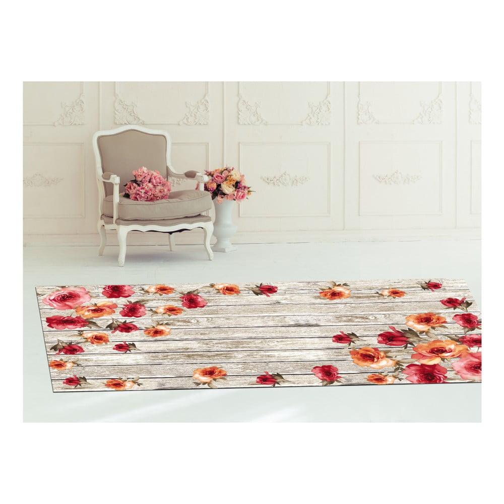 Odolný koberec Vitaus Lusslo, 80 × 150 cm