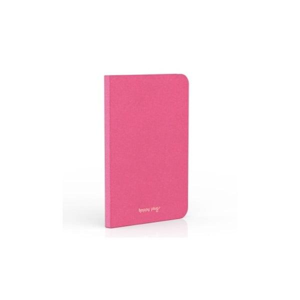 Obal Happy Plugs na iPad Mini Retina, ružový