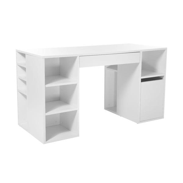 Pracovný stôl Diamond White