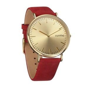 Dámske hodinky SoHo Suede Crimson