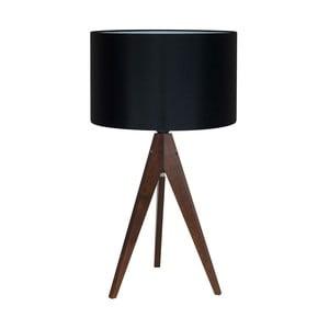 Stolová lampa 4room Artist Black/Brown, 40x33 cm