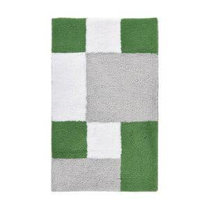 Kúpeľňová predložka Zamba Green, 60x100 cm