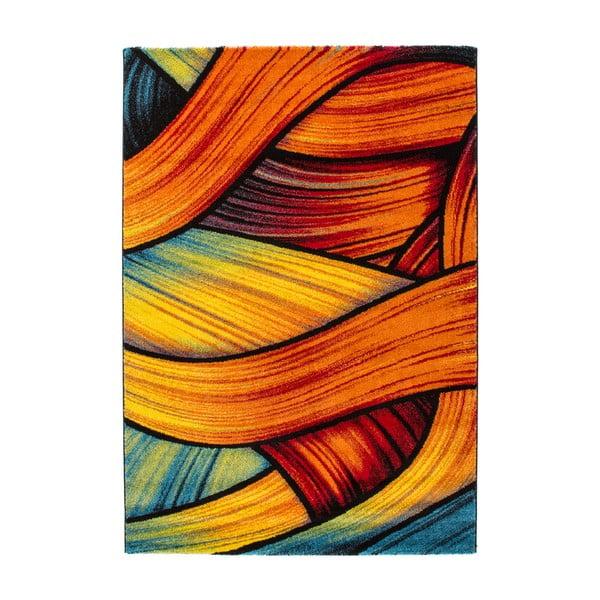 Koberec Rush Rainbow, 160x230 cm