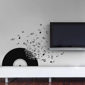 Dekoratívna samolepka na stenu Vinylová doska