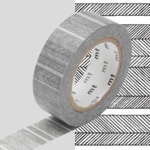 Washi páska MT Masking Tape Lucette, návin10m