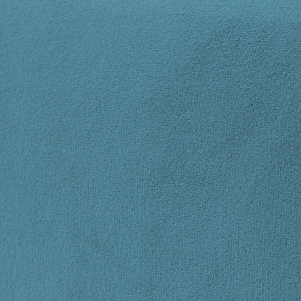 Modrá pohovka pre troch Vivonita Klara
