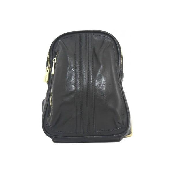 Batoh Bobby Black - čierny, 18x26 cm