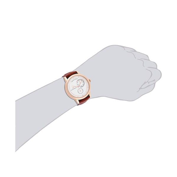 Pánske hodinky Rhodenwald&Söhne Levantos Copper/Leather