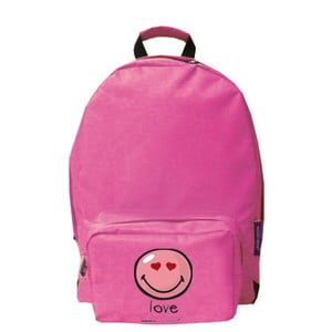 Batoh Pink Smiley