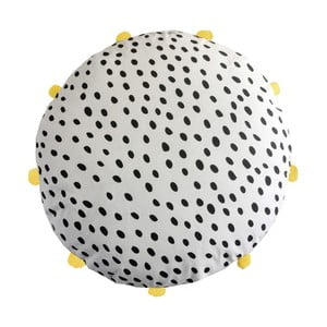 Vankúš Art For Kids Spotty, ⌀ 70 cm
