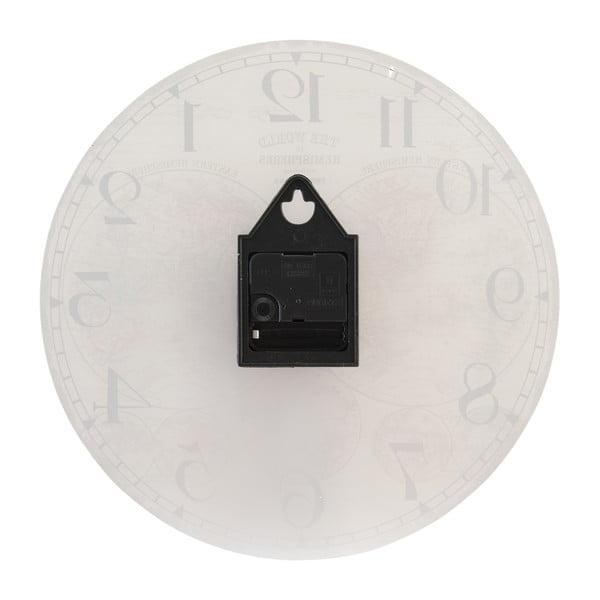 Nástenné hodiny Clayre & Eef Map