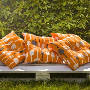 Podložka na sedenie Chef Naranja, 40x40 cm