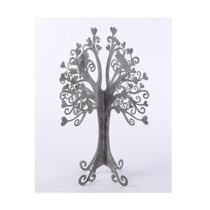 Dekoratívny kovový strom Tree 42 cm