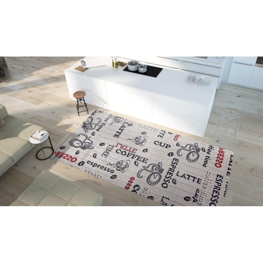 Odolný koberec Vitaus Zellner, 80 × 120 cm