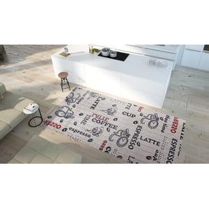 Odolný koberec Vitaus Zellner, 50×80cm