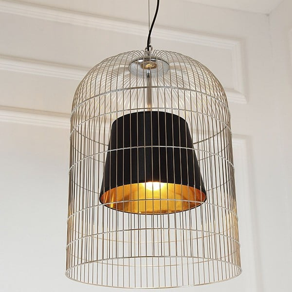 Stropné svetlo Cage Lamp
