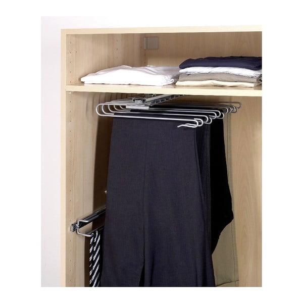 Vysúvateľný vešiak na nohavice Wenko Wardrobe