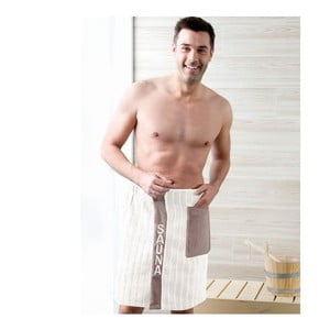Pánsky sarong White, 50x136 cm