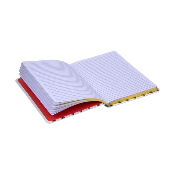 Zápisník Tri-Coastal Design Woof