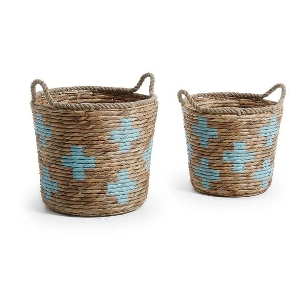 Sada 2 úložných košov La Forma Hyacinth