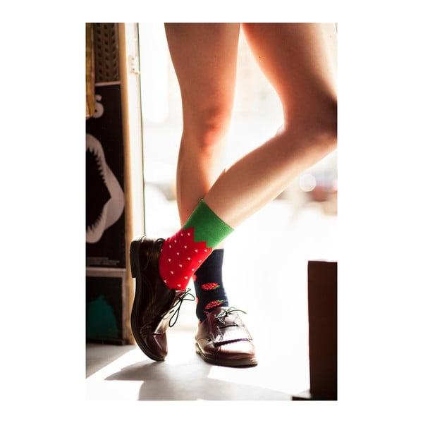 Ponožky Many Mornings Strawberries, veľ.39-42