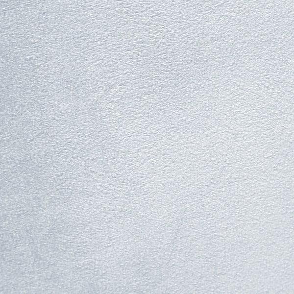 Modrosivé kreslo a podnožka s podnožou v prírodnej farbe Vivonita Cora Velvet