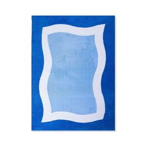 Detský koberec Mavis Blue Water, 100x150 cm
