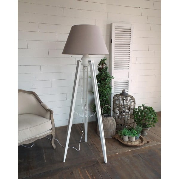 Stojacia lampa White Antique Verona