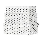 Sada 3 papierových úložných boxov Miss Étoile Eyes & Dots