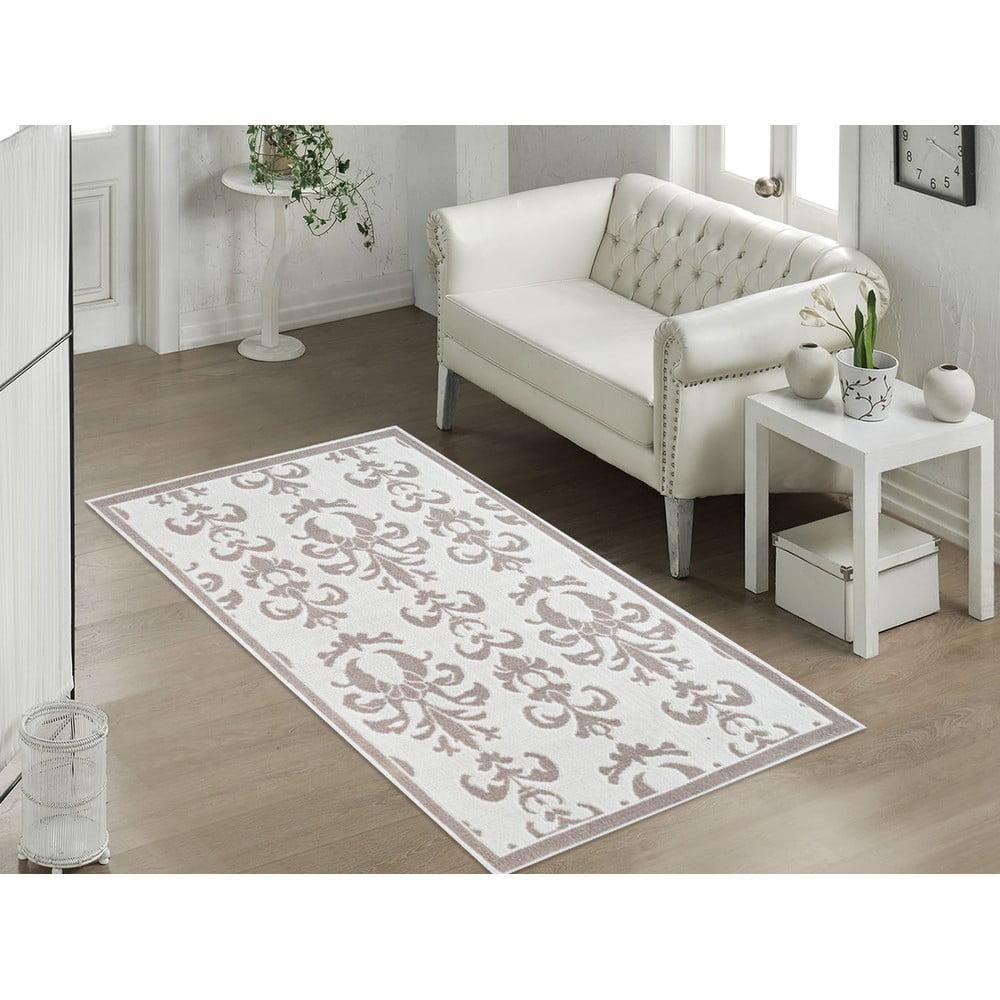 Odolný bavlnený koberec Vitaus Grace, 60 × 90 cm