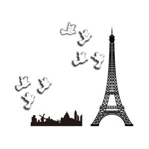 Nástenná samolepka Mauro Ferretti Eiffel