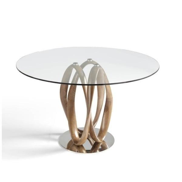 Jedálenský stôl Ángel Cerdá Lorena, Ø130 cm