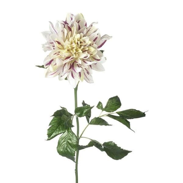 Umelý kvet Dahlia White