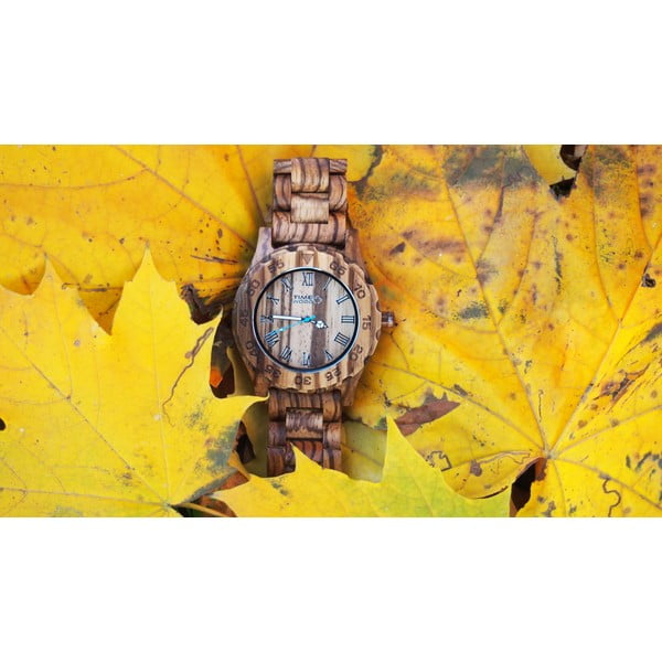 Drevené hodinky Timewood Taurus
