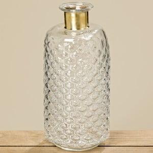 Sklenená váza Boltze Stratos, 31 cm