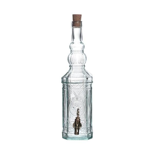 Sklenená fľaša InArt Bluino