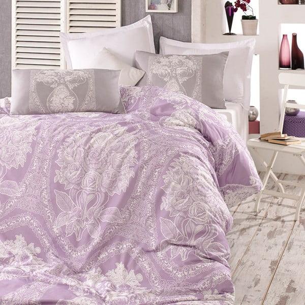 Obliečky Adeline Violet, 140x200 cm