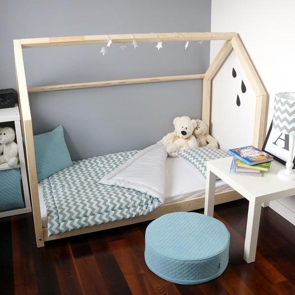 Detská posteľ z borovicového dreva Benlemi Tery, 60 x 120 cm