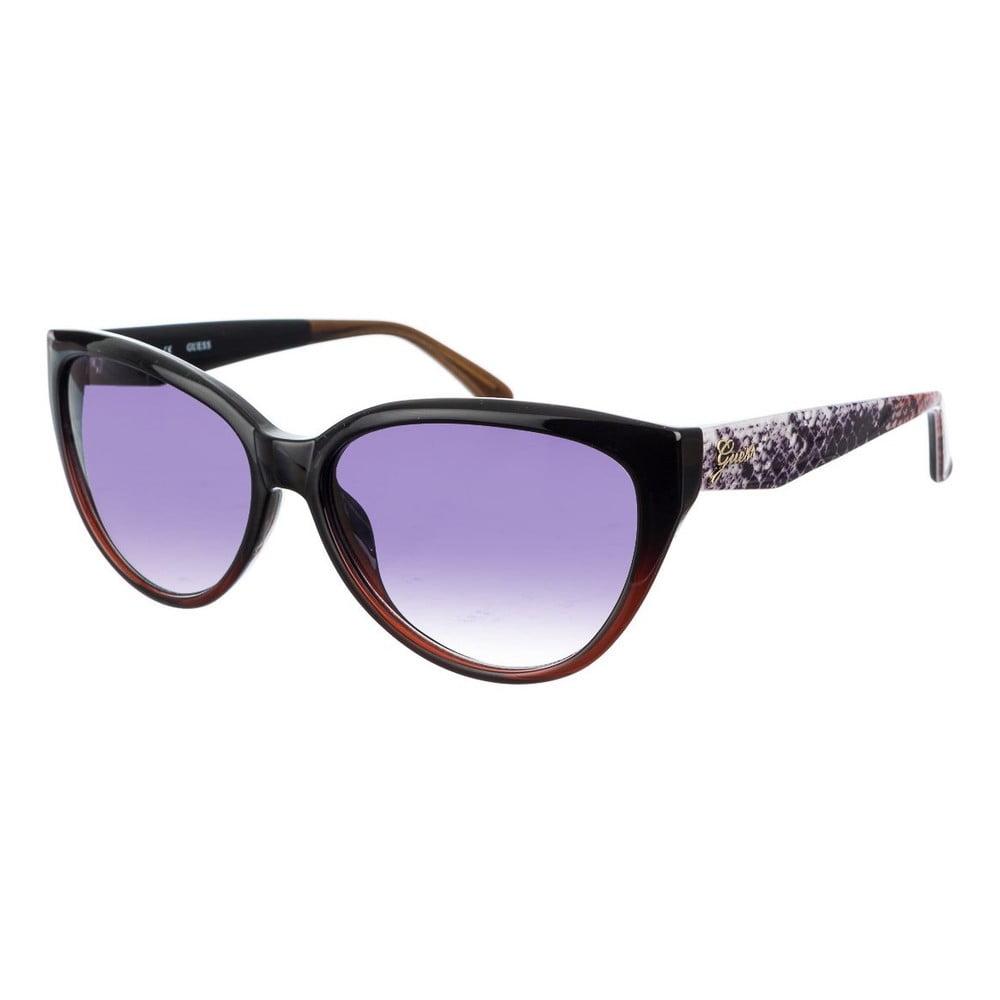 e9b7bb684 Dámske slnečné okuliare Guess 191 Black | Bonami