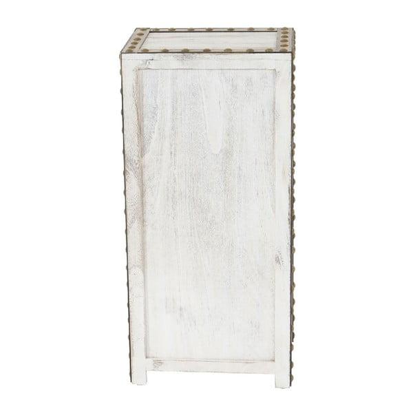 Skrinka Ambato White, 54x33x26 cm