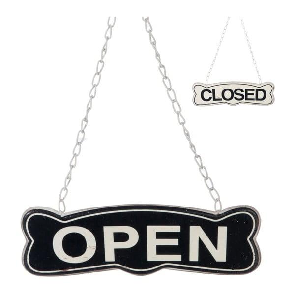 Ceduľa Open/Closed