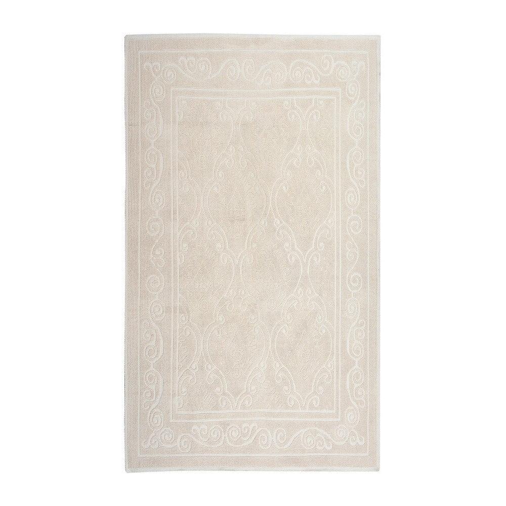 Béžový koberec Karima, 100 × 200 cm