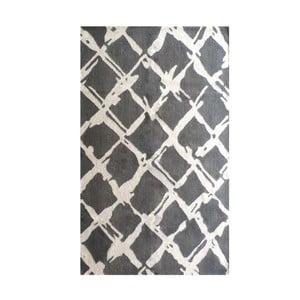 Ručne tkaný koberec Kilim Modern 225, 60x90 cm