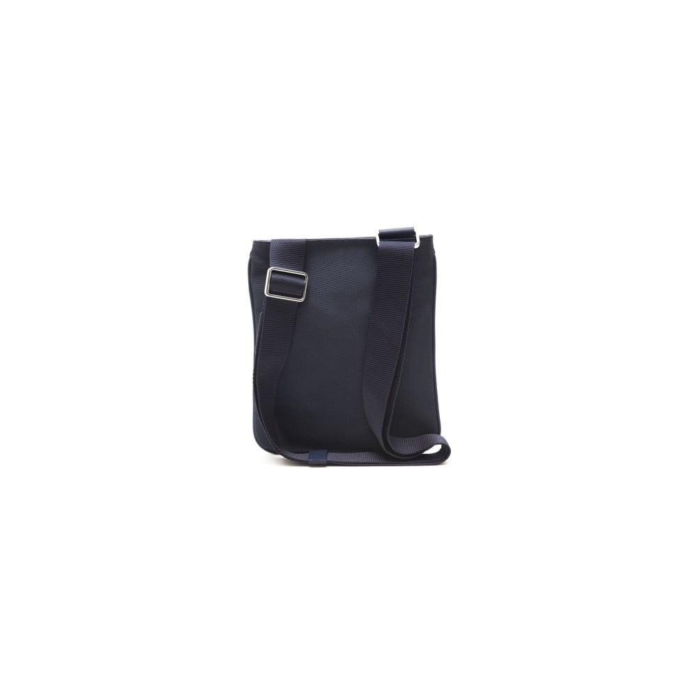 d2e9b286b Modrá kožená pánska taška cez rameno Alviero Martini Sereto | Bonami