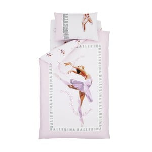 Detské obliečky Catherine Lansfield Ballerina, 135 x 200 cm