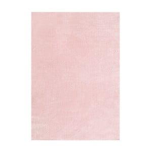 Ružový detský koberec Happy Rugs Small Lady, 120×180cm
