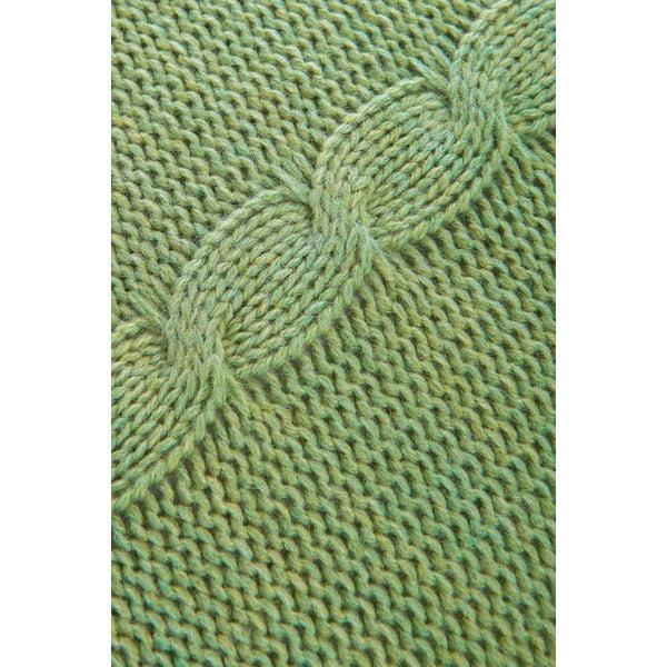 Vankúš s výplňou Fancy Powder Green, 43x43 cm