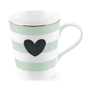 Porcelánový hrnček Miss Étoile Coffee Mint, Ø 8cm